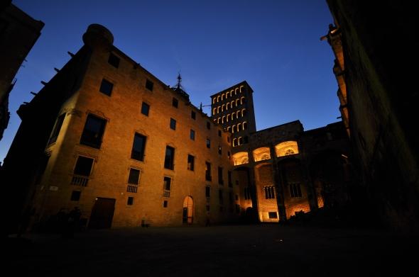 La résidence des comtes-rois de Catalogne-Aragon