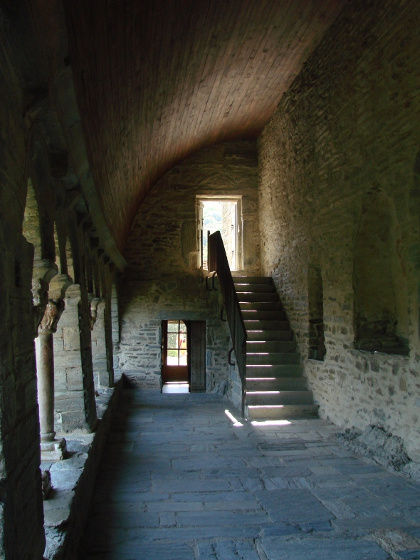 Le prieuré de Serrabone