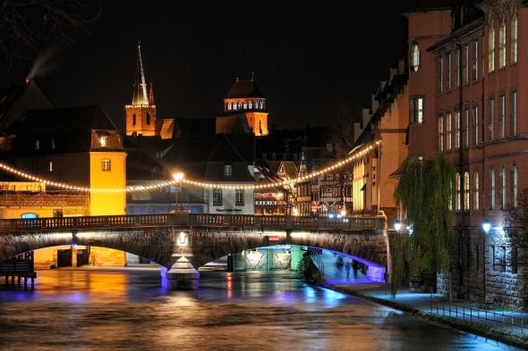 Strasbourg Pont Saint-Martin