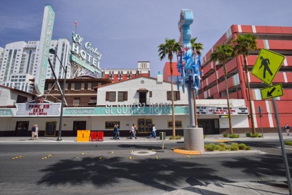 Las Vegas El Cortez Hotel Casino