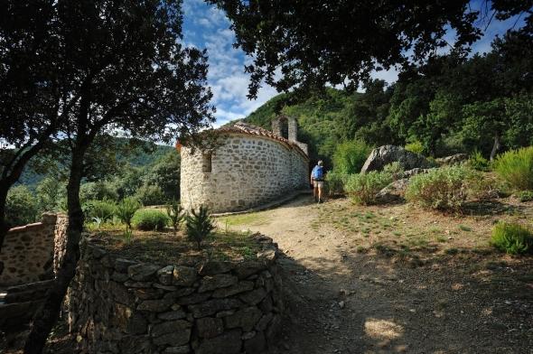 Santa Engracia - Amélie-les-Bains