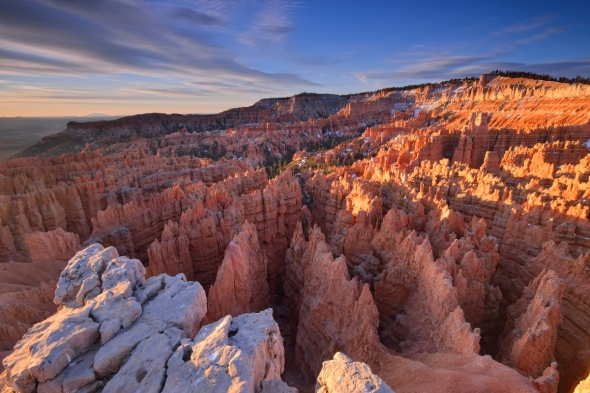 Sunrise Bryce Canyon photo