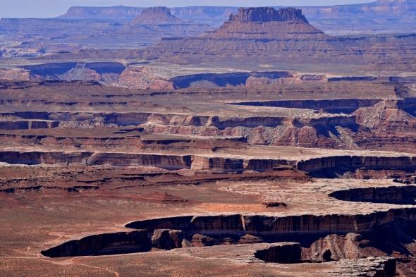 Canyonlands - Green River Overlook