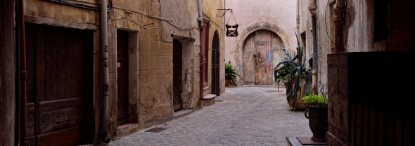 Les coronells de Perpignan : impasse du mas Saint-Jean
