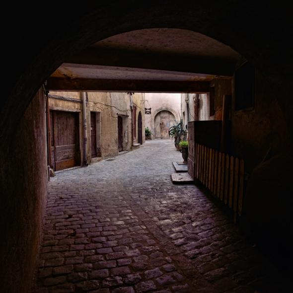 Les coronells de Perpignan : impasse du mas Saint-Jean 2