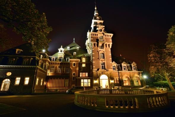 Le Château de Namur, hôtel & restaurant d´application de l´Ecole Hôtelière Provinciale de Namur