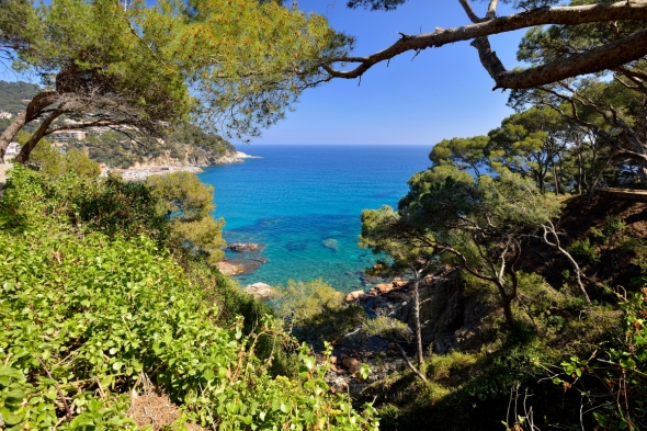 De Llafranc à Calella de Palafrugell par le sentier côtier 2