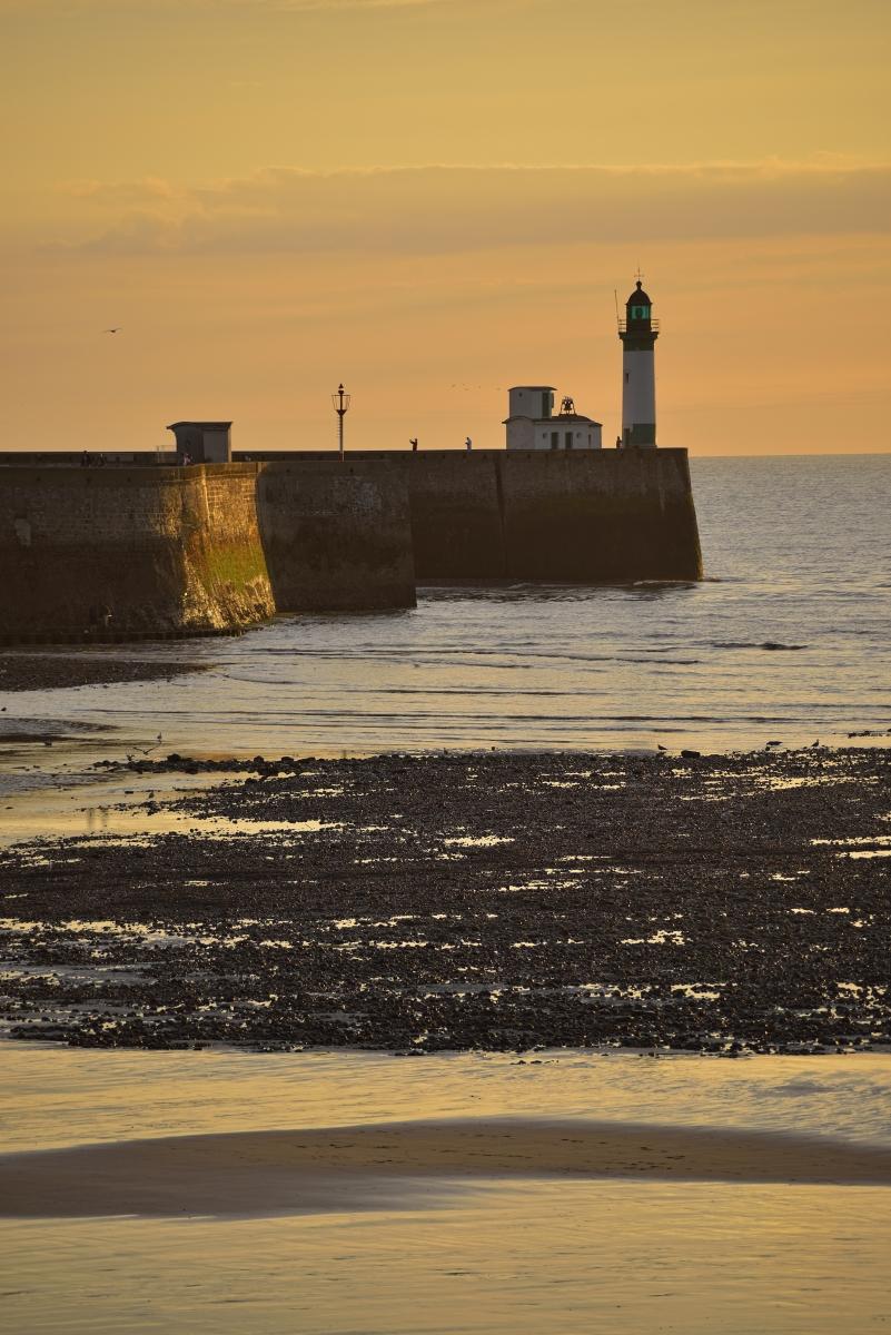 Normandie d clic en stock - L heure du coucher du soleil aujourd hui ...